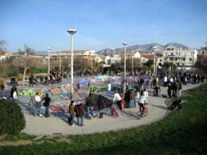 Marseille skatepark