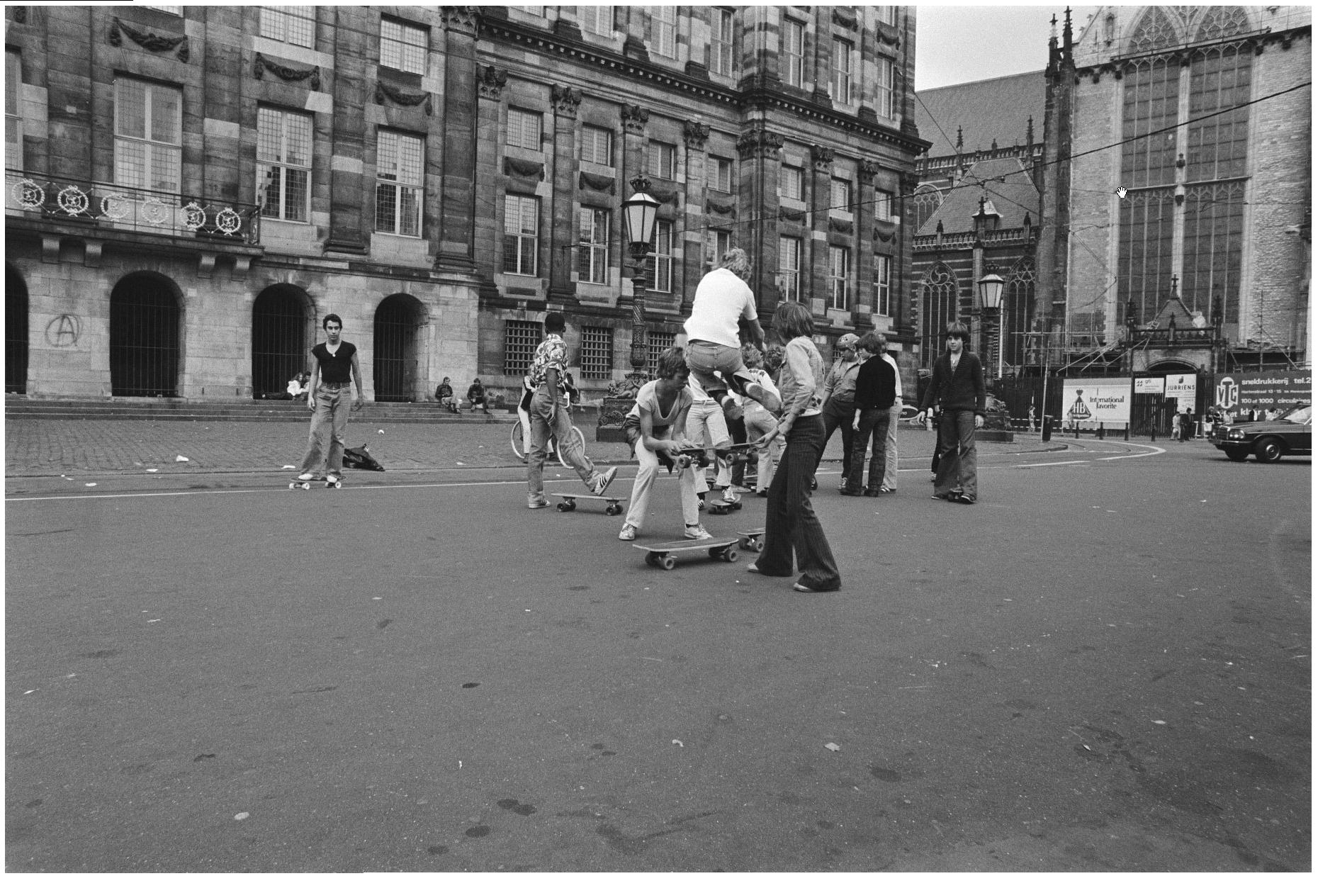 dam paleis 1978