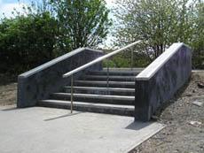 Stokeplaza straightrail