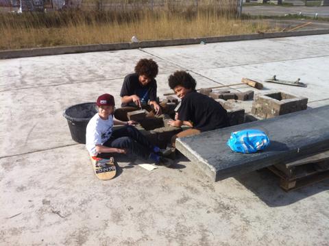 Skatemates DIY 5