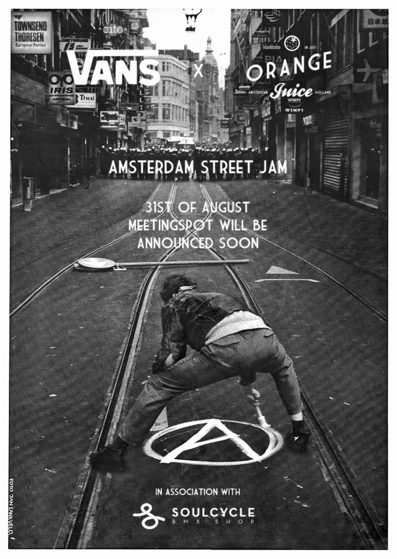 streetjam amsterdam 2014